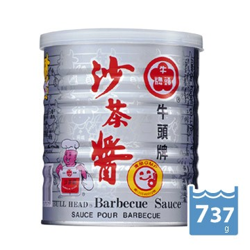 牛頭牌原味沙茶醬(特大罐)