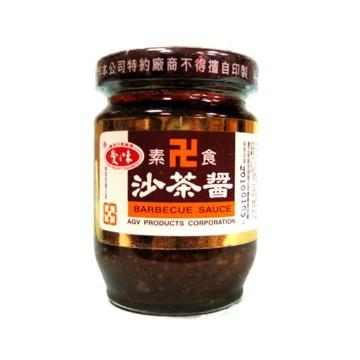 愛之味 素食沙茶醬120g
