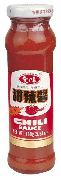 愛之味甜辣醬(165克重/每罐)