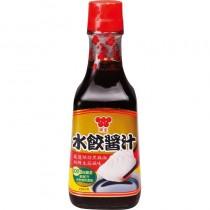 味全 水餃醬汁 ( 230克重/每罐 )