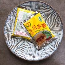 美安顧客推薦好吃_傳統口味酌料_有四種選擇(香菇/肉燥/醡醬/芝麻)