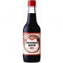 【龜甲萬】 甘醇醬油(500ml/瓶)