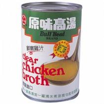 牛頭牌 原味高湯(411ml)