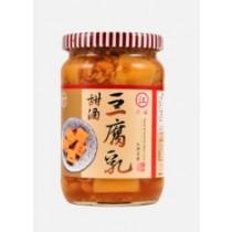 江記甜酒豆腐乳 (380克重)