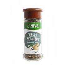小磨坊粗粒黑胡椒30g